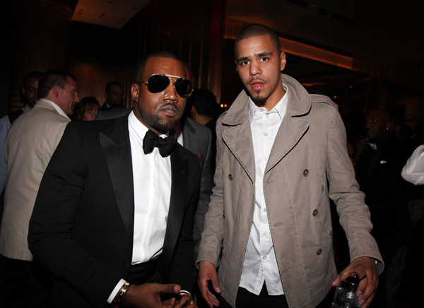 Kanye-West-J.Cole-attend-the-5th-Annual-Teo-Kings-Dinner-@-Craft